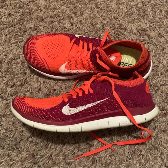 hot sale online 1dd0c eb7e2 Nike Free Flyknit 4.0 - Pink Purple. M 5c676d115c4452ca7f622a19